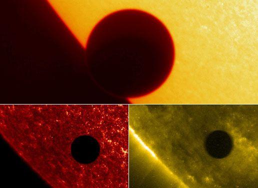 The Rare Venus Transit