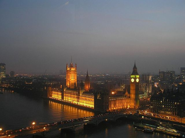 Panorama Londres