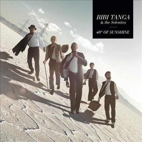 Bibi Tanga and the Selenites - 40° of sunshine