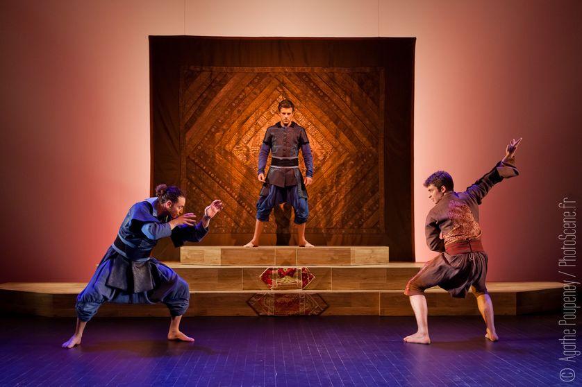« Rostam et Sohrâb » au Théâtre 13