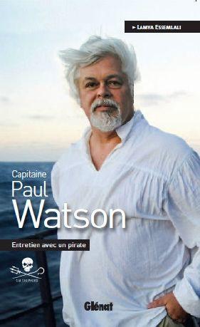 Paul watson livre