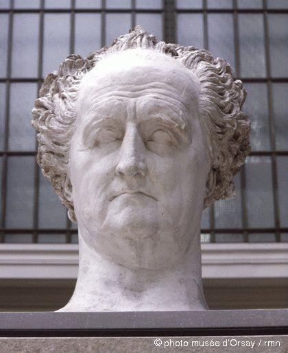 Johann Wolfgang von Goethe  de David d'Angers