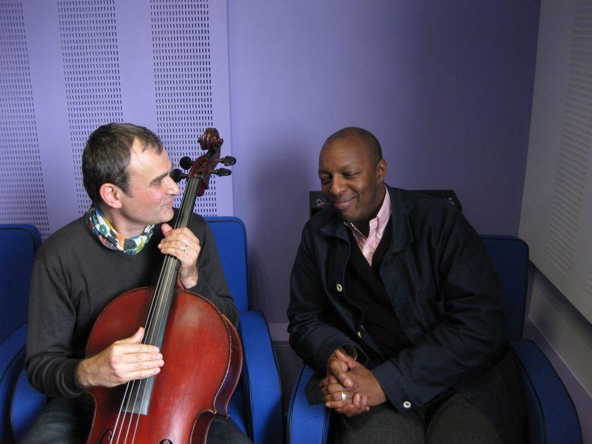 Vincent Ségal et Oxmo Puccino