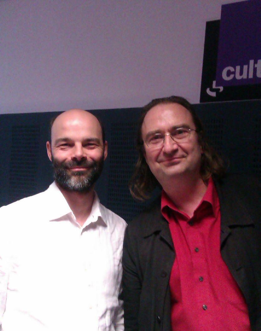Roland Lehoucq & François Angelier