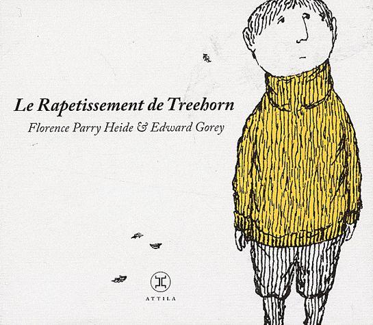 Le rapetissement de Treehorn - Edward Gorey