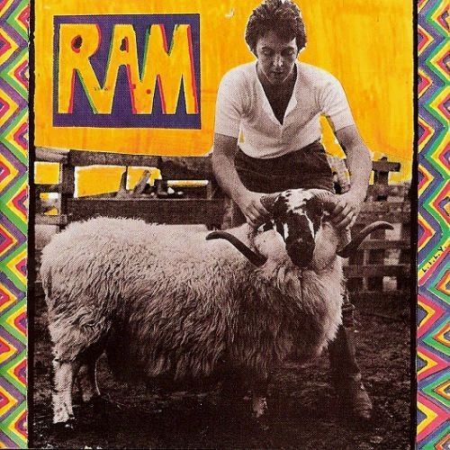 Paul Mc Cartney - Ram