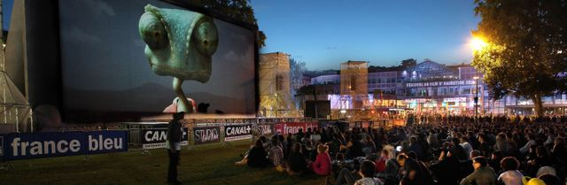Festival d'Annecy - Projection Rango