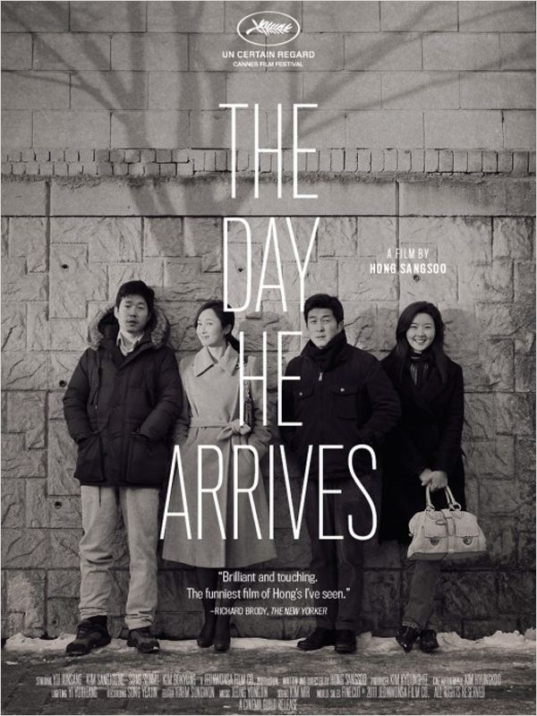 Matins calmes à Séoul - The day he arrives - Hong Sang-soo