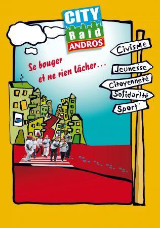 City Raid Andros