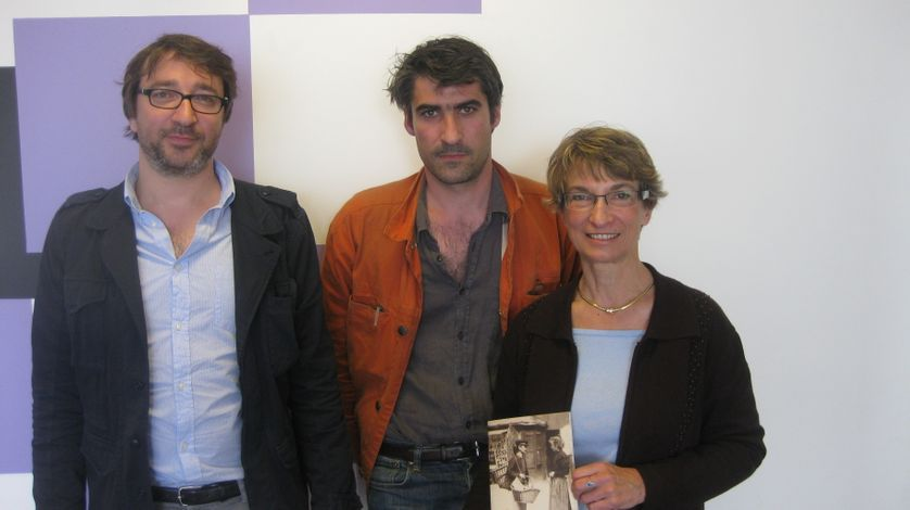 Guillaume Le Gall, Maxence Rifflet, Françoise Reynaud