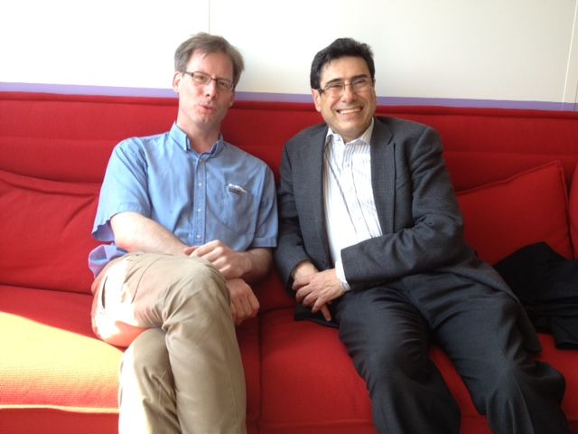Christian Arnsperger et  Philippe Aghion