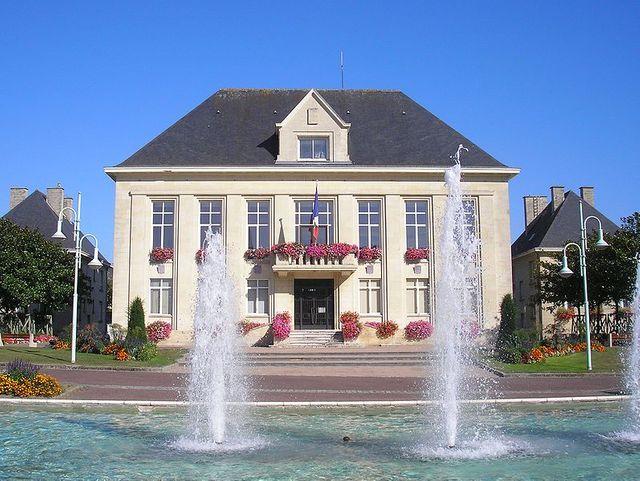 Mairie de Aunay sur Odon