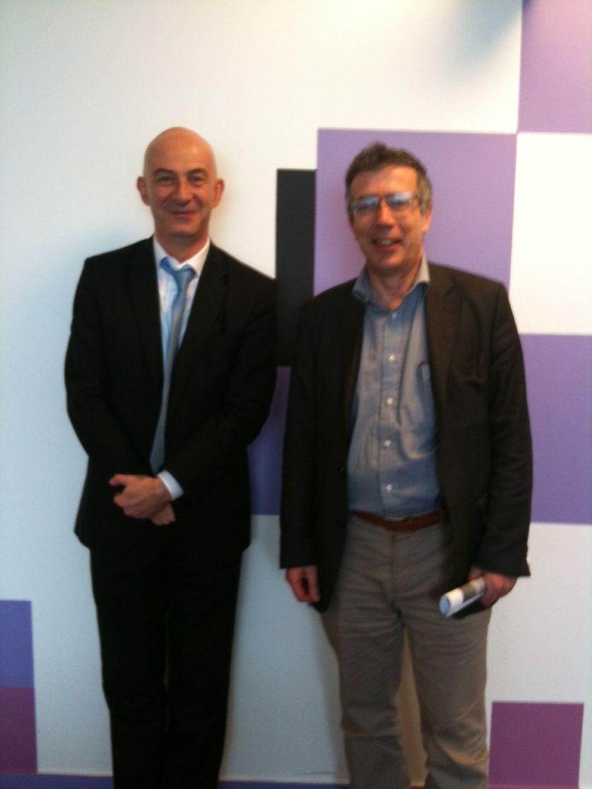 François Lenglet et Guillaume Duval