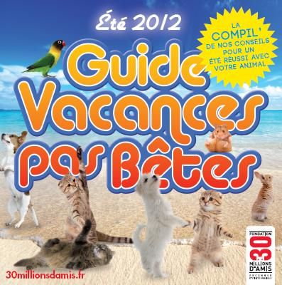 guide vacance 2012