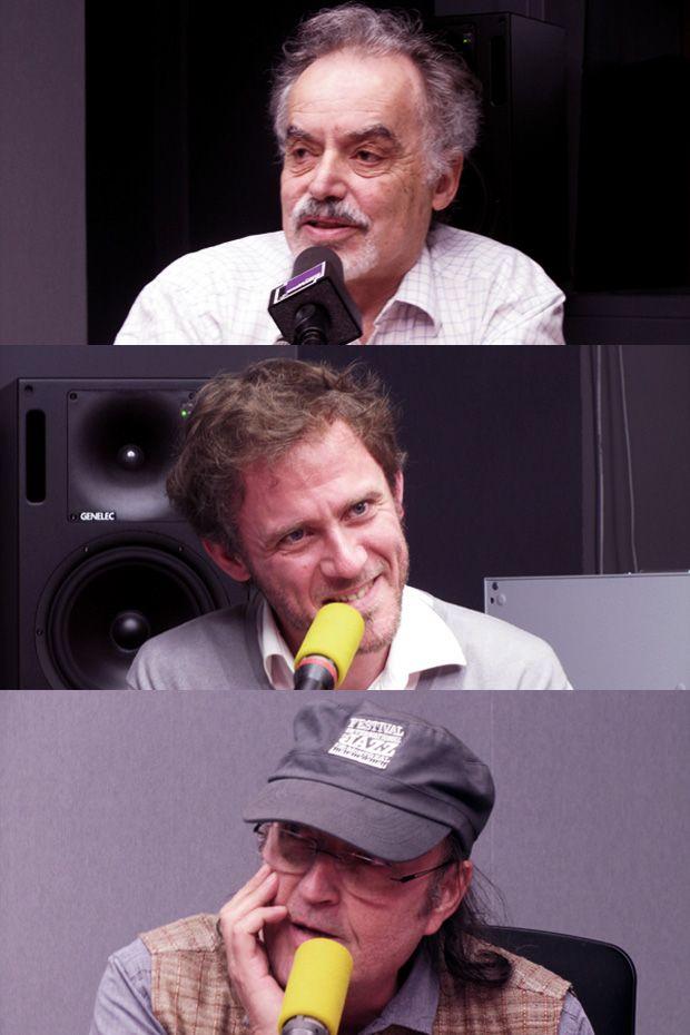 Jean-François Duval, Arno Bertina et Didier Malherbe