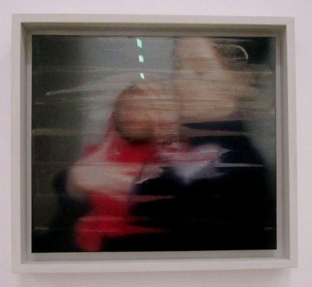 Gerhard Richter, S. with child - 1995