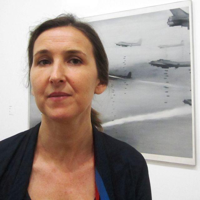 Camille Morineau, commissaire de l'exposition