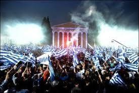 Eléctions en Grèce juin 2012-Courrier Picard