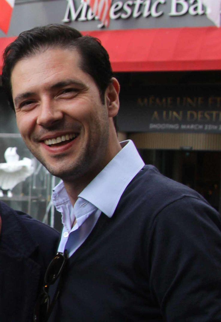 MELVIL POUPAUD - Cannes 2012