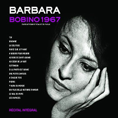 Barbara à Bobino 1967