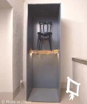 De la chaise occidentale considérée comme un monument tibétain