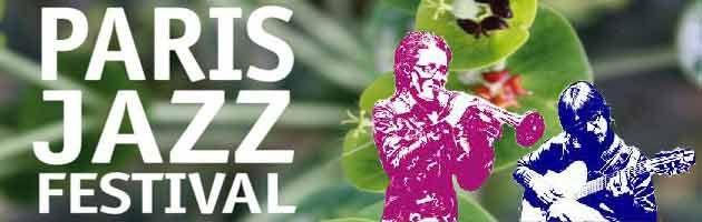 Paris Jazz Festival Arielle Besson & Nelson Veras