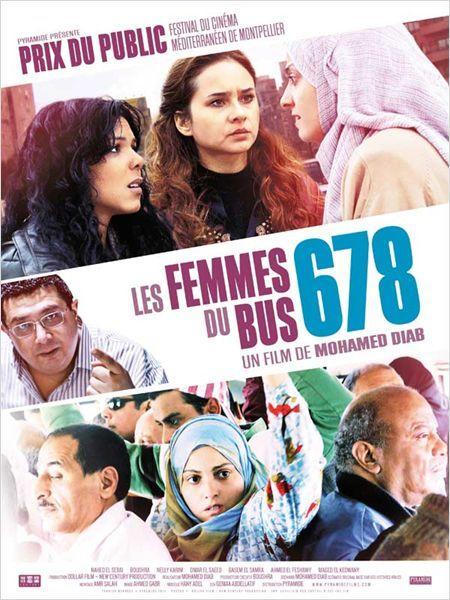 Affiche du film bus 678