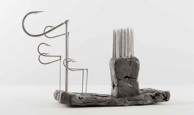 Daniel Pommereulle, Monuments vivants, 1976