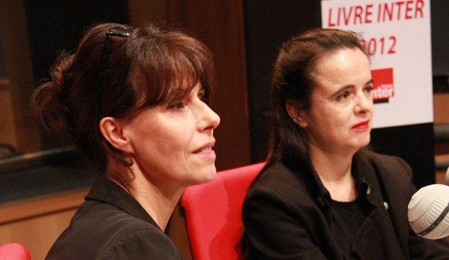 Nathalie Léger et Amélie Nothomb