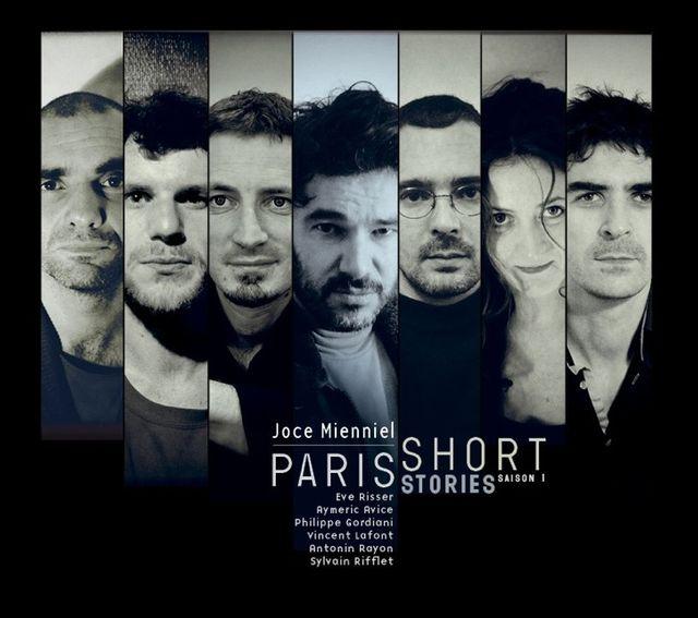 Joce Minniel - paris short stories