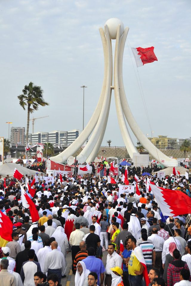 Printemps arabe Bahrein