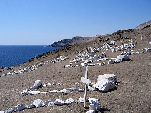 Tombe de victimes de Pinochet
