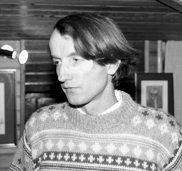 Patrick Grainville en 1982