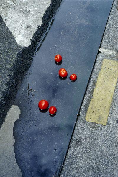 Sans titre, série Heure locale, Paris, 2007.