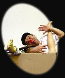 Philippe Goudard - Anatomie d'un clown
