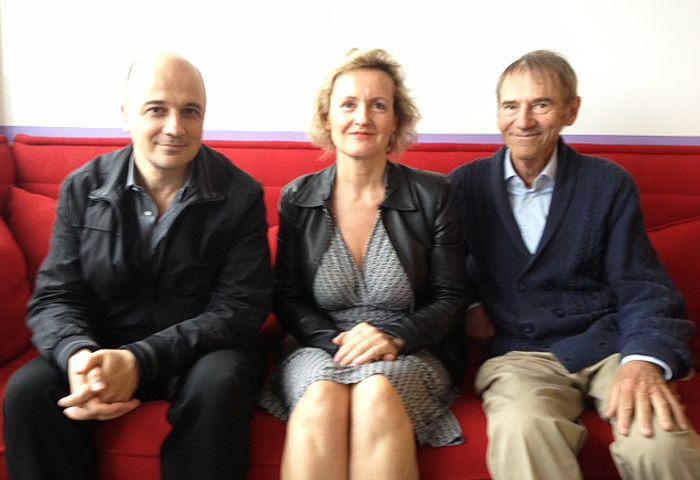 Jérôme Gautié, Laurence Laigo et Philippe Simonnot