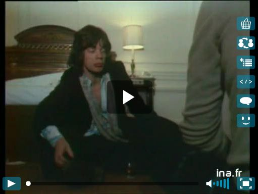 INA Mick Jagger