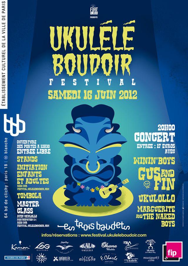 Festival ukulélé boudoir