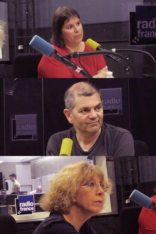 Joana Vasconcuelos, Michel Gouery, Dominique Bacqué