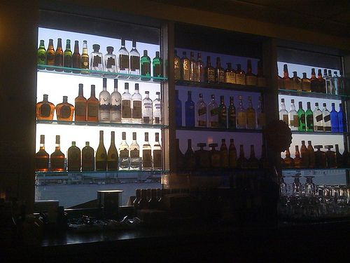 Bar, San Diego, Californie