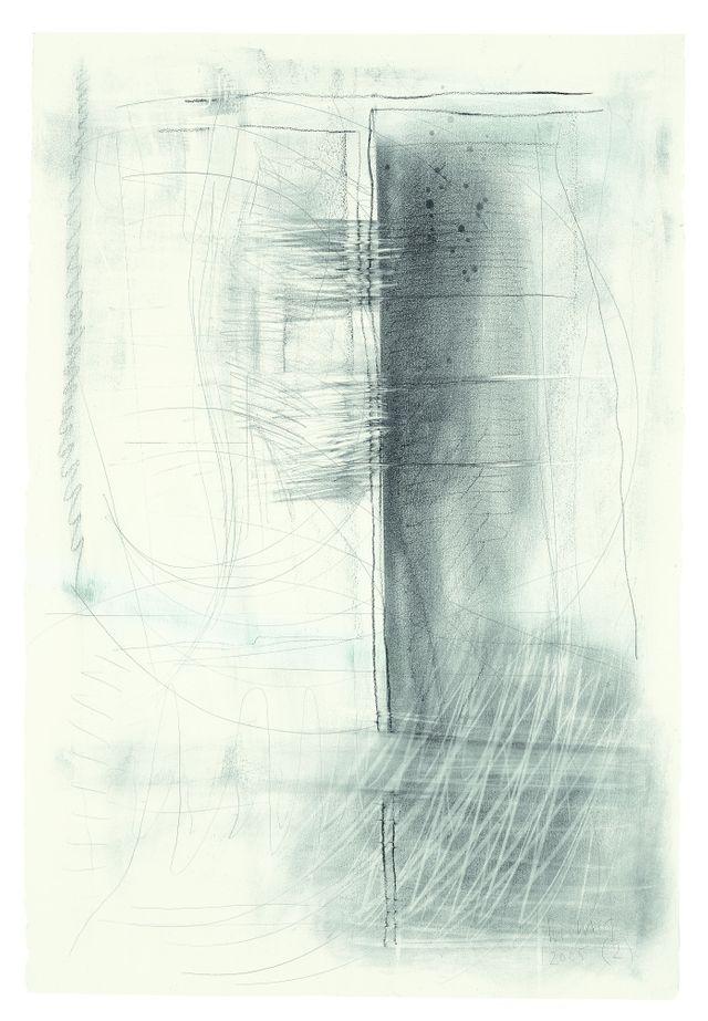 Gherard Richter, Zeichnung II
