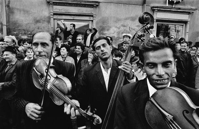 Josef Koudelka - Moravie 1966
