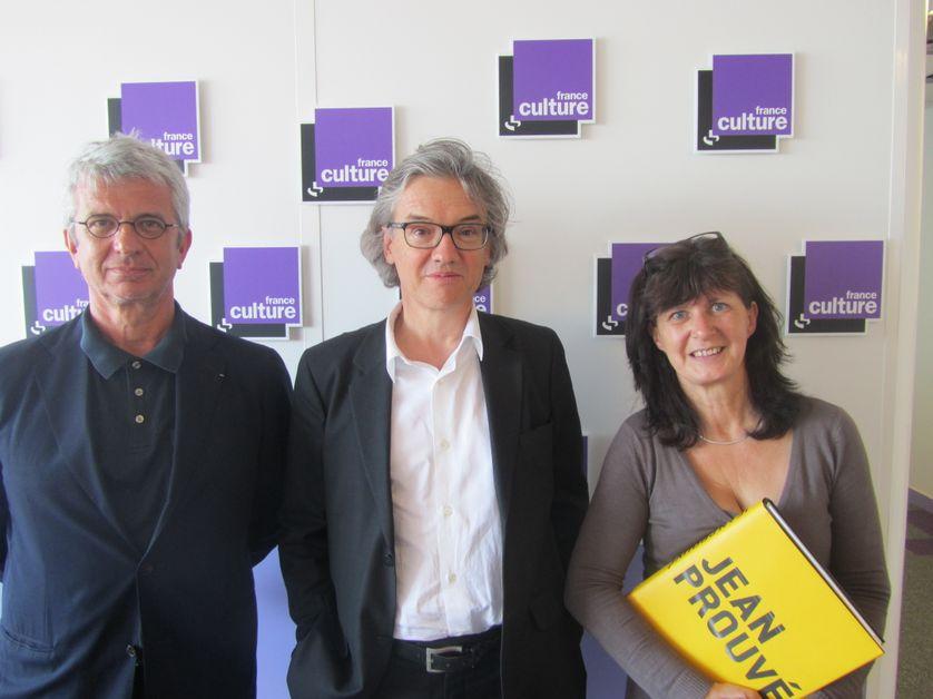Jacques Ferrier, François Laffanour, Catherine Coley