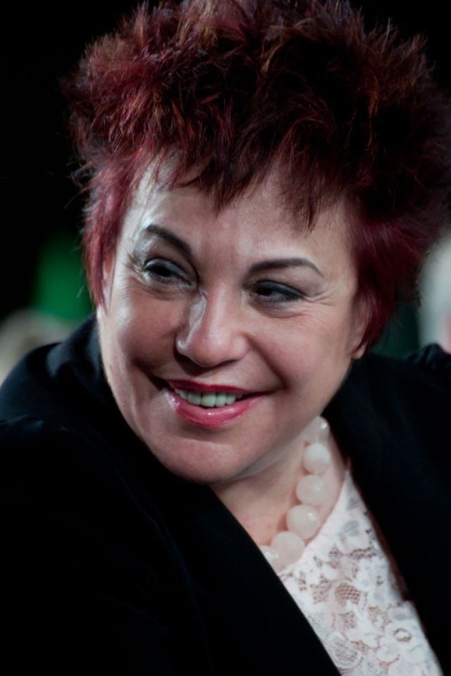 Esther Benbassa le 12 avril 2012.