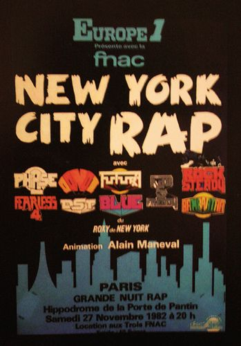 New York City Rap Tour