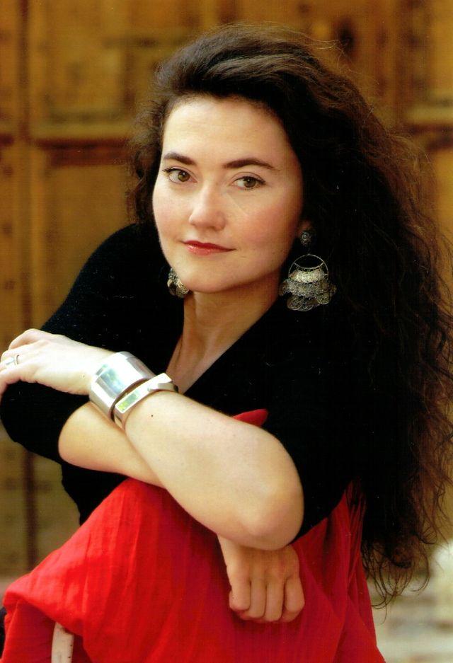 Stéphanie d'Oustrac, mezzo-soprano