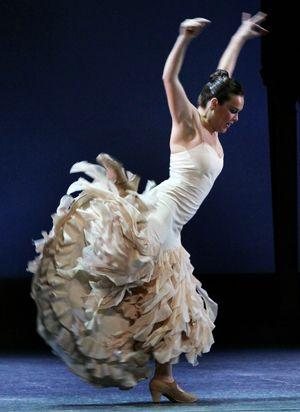 Ballet flamenco de Andalucia