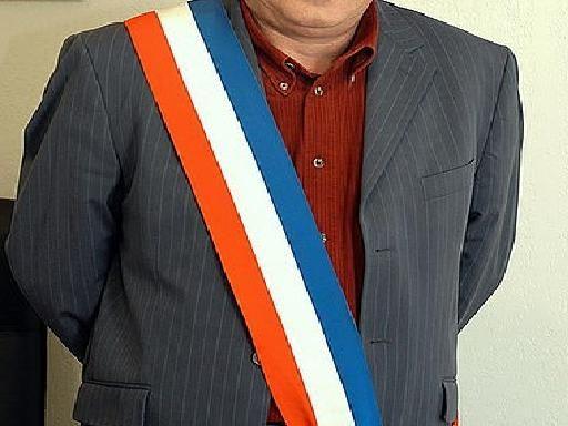 Echarpe tricolore