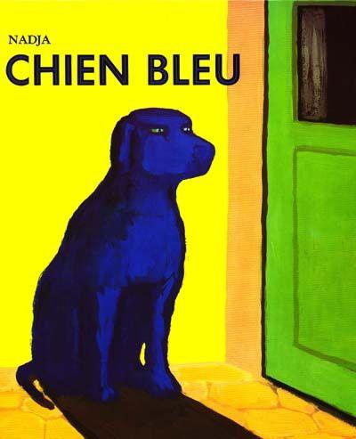 Le chien bleu de Nadja
