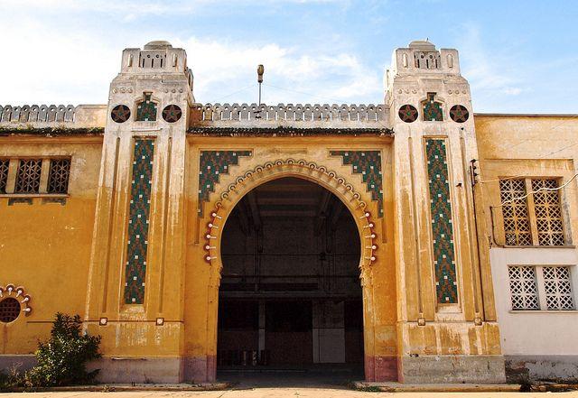 Les Abattoirs à Casablanca